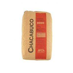 Harina de Trigo 0000 Chacabuco Bolsa x 25 Kg